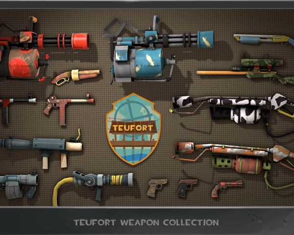 teufort_collection